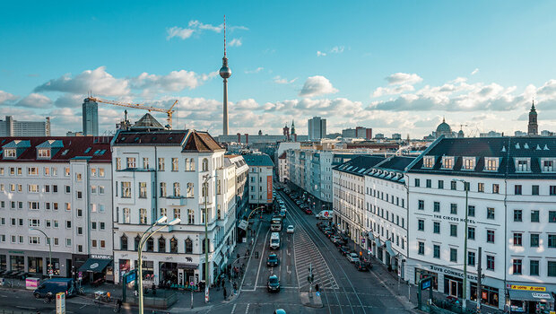 Berlin kennenlernen: Welcome Tours